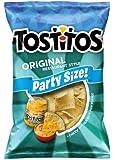 Tostitos  Tortilla Chips, Original Restaurant Style, 16 Ounce
