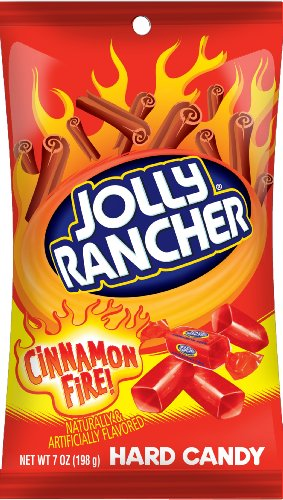 Jolly Rancher Cinnamon Fire Hard Candy, 7-ounce Bags (pack Of 12) Picture