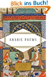 Arabic Poems (Everyman's Library Pock...