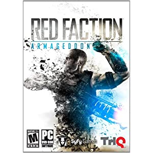 Red Faction: Armageddon 51fCQkLFhHL._AA300_
