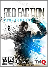 Red Faction Armageddon, PC.