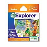 LeapFrog LeapPad Ultra eBook Adventure Builder: Disney Fairies: Tink's Midnight Tea Party Children, Kids, Game