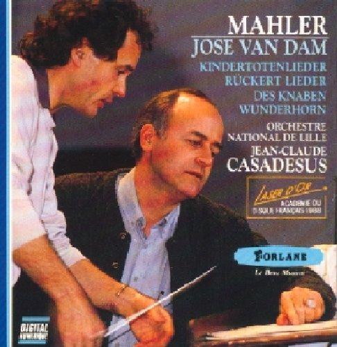 Kindertotenlieder | Mahler, Gustav (1860-1911)