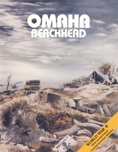 Omaha Beachhead (American Forces In Action): Historical Division War Department, G. C. MARSHALL Chief of Staff
