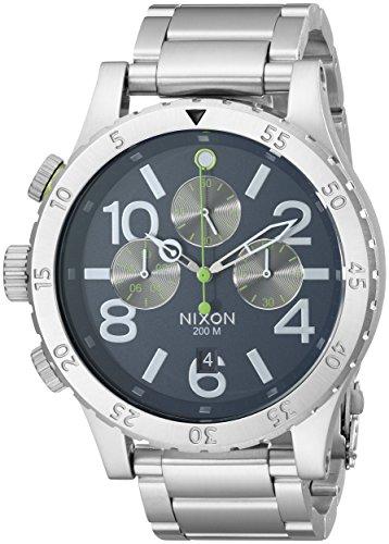 Nixon Men's 48-20 Geo Volt Chrono Watch A4861981