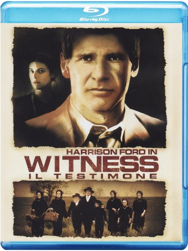 Witness - Il testimone [Blu-ray] [IT Import]