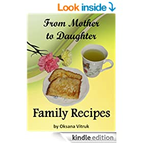 From Mother to Daughter - Family Recipes