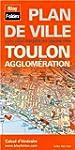 Plan de Toulon et de son Agglom�ration