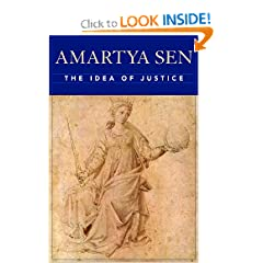 The Idea of Justice (9780674060470)