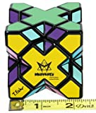 Skewb Extreme _ Meffert's Twisty Rotational Style Puzzle _ with Bonus Twisted Nails Puzzle