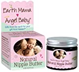 Earth Mama Angel Baby Natural Nipple Butter 2 Fl Oz