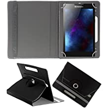 ECellStreet 360° Degree Rotating Flip Case Cover Diary Folio Case With Stand For Samsung Galaxy Tab 2 P3110 -...