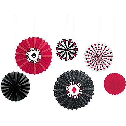 Casion Paper Fan Decorating Kit