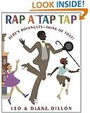 Rap a Tap Tap: Here's Bojangles - Think of That! (Coretta Scott King Illustrator Honor Books)
