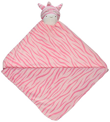 Angel Dear Napping Blanket, Pink Zebra