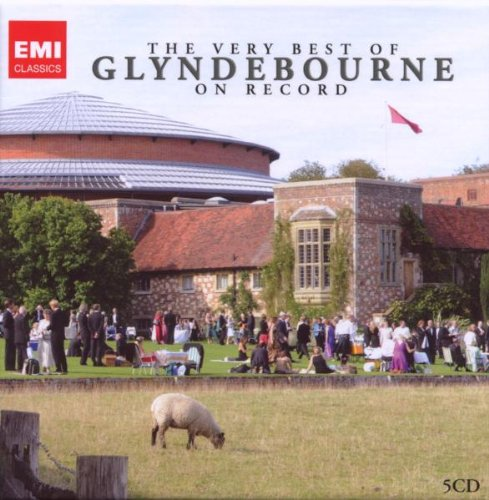 The Very Best of Glyndebourne on Record [Box