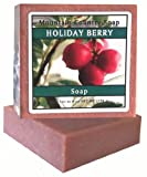 Holiday Berry Natural Olive Oil Soap 6 Oz