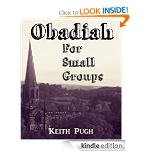 Obadiah for Small Groups (Query the Text Series)