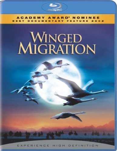 Cover art for  Winged Migration [Blu-ray] (2009)