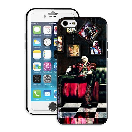 Individualized Iphone 6 Case Devil May Cry - Solid Case Cover for Iphone 6/6s Case for Teen Girls (Devil May Cry Iphone 6 Case compare prices)