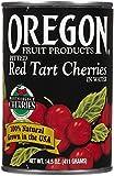 Oregon Fruit Tart Cherries, In Water, 14.5 oz