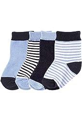4-Pack Colorful Socks