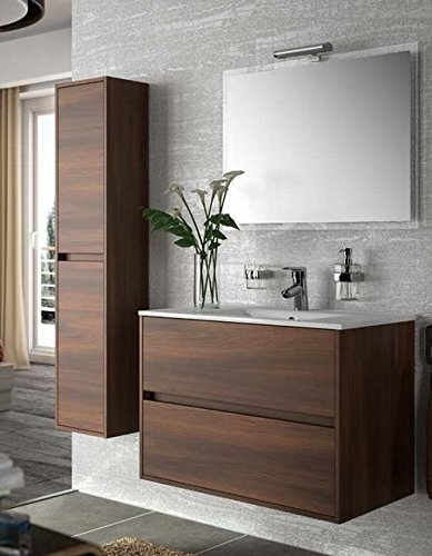 Interiorismo y decoraci n lavabos con mueble for Muebles de bano amazon