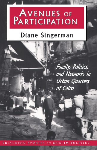 Avenues of Participation : Family, Politics, and Networks...