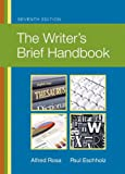 img - for Writer's Brief Handbook, The, Plus MyWritingLab -- Access Card Package (7th Edition) book / textbook / text book