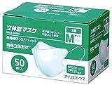 アイリスオーヤマ マスク 立体 ふつう 50枚入り NM3-50RM