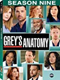 Grey's Anatomy: The Complete Ninth Season [DVD] [Import]
