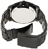 Fossil Mens FS4552 Machine Black Stainless Steel Chronograph Watch