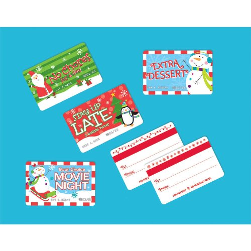 Christmas Debit Cards