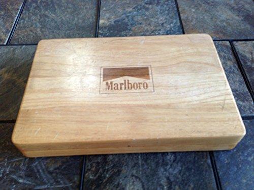vintage-marl-boro-poker-set-2-decks-of-cards-240-generic-chips-solid-wood-case