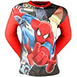 Langarm T-Shirt Spiderman Boy