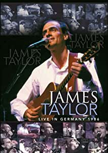 James Taylor - Live in Germany 1986