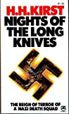 Nights Of The Long Knives (0006151639) by Hans Hellmut Kirst