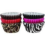 Wilton Mini Baking Cups, Fashion Animal, 150-Pack