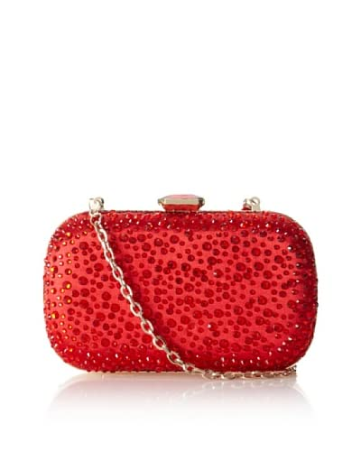 Urban Expressions Women's Galaxy Minaudiere, Red As You See