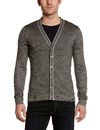 tom-tailor-mens-space-dyed-sweater-xl-grey