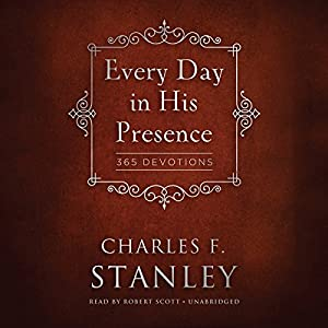 Every Day in His Presence Audiobook