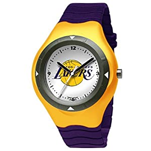 NSNSW22952P-Youth Size Nba Los Angeles Lakers Watch by NBA Officially Licensed