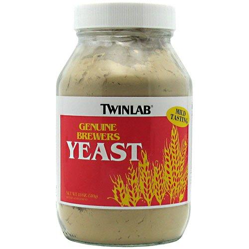 Genuine Brewer's Yeast Powder, 18 oz, From Twinlab