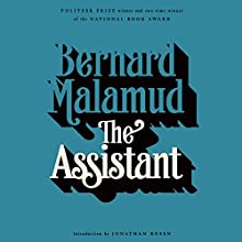 The Assistant Audiobook by Bernard Malamud Narrated by Richard Davidson