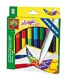 SES Creative - Rotuladores m�gicos, multicolor (00268)