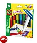SES-Creative 00268 Colori magici - 8 colori