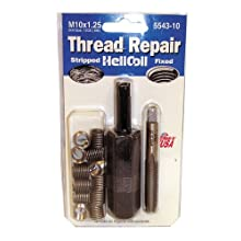 Helicoil 5543-10 M10 x 1.25 Metric Fine Thread Repair Kit