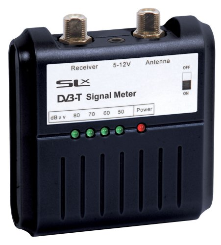 Philex SLx – 27867R Digital TV Signal Strength Meter