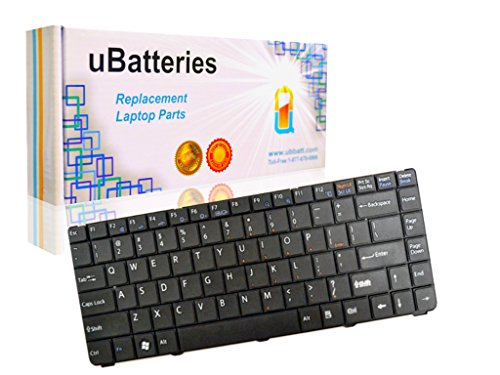 Click to buy UBatteries Laptop Keyboard Sony VAIO VGN-NS135E/S (Black) - From only $31.95
