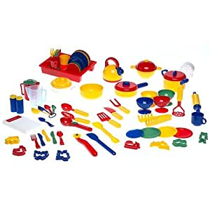 Learning Resources Pretend And Kitchen Play Set